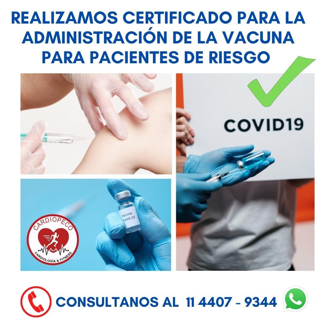 certificado covid19